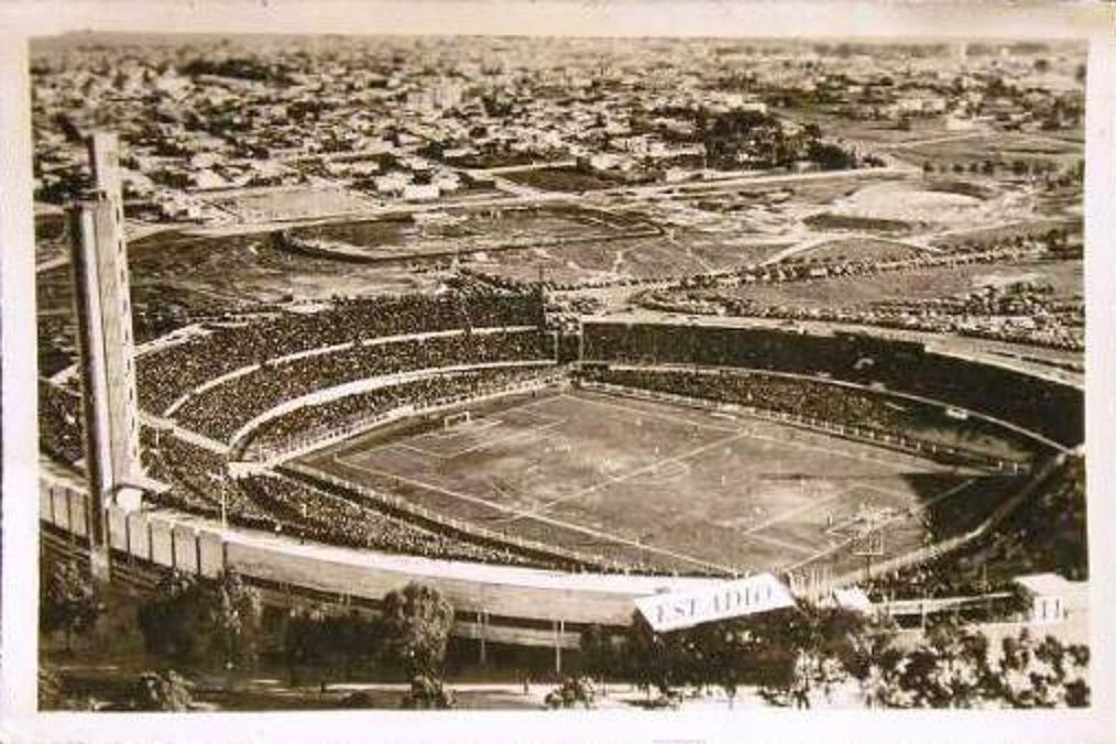 Image result for construccion estadio centenario 1930