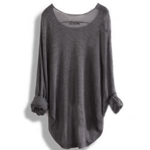 A 083101 Long-Sleeved Knit ..