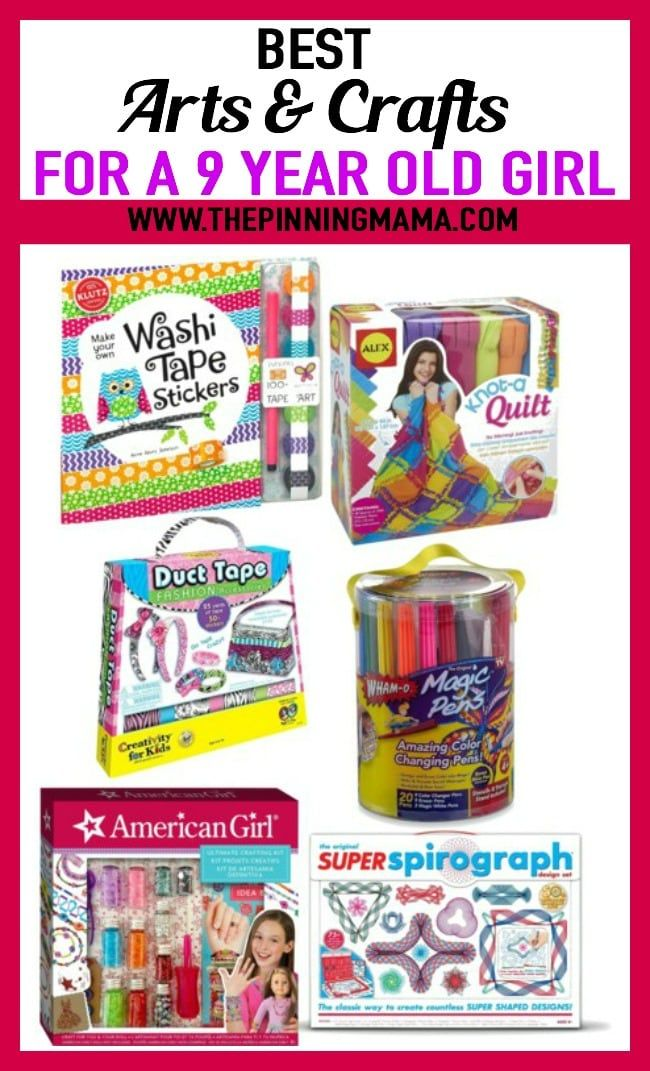 Craft Gift Ideas For A 9 Year Old Girl See 25 Of The Best Gift