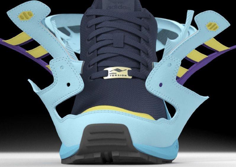 538647d33 adidas Originals ZX Flux - Lookbook