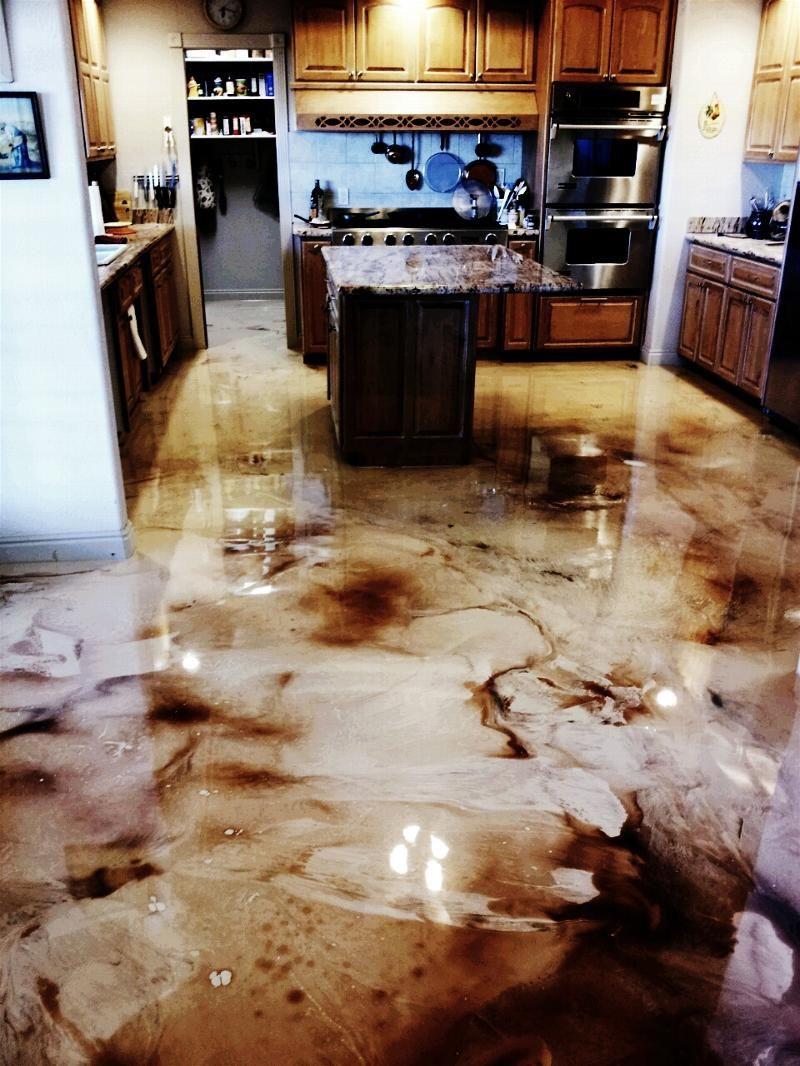 Flooring info diy countertop bar top and flooring epoxy