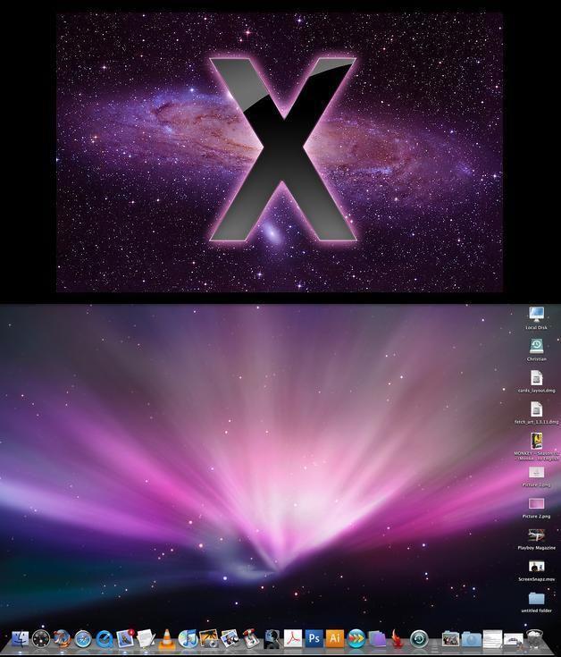 Resultado de imagen de Windows XP SP3 Mac Style