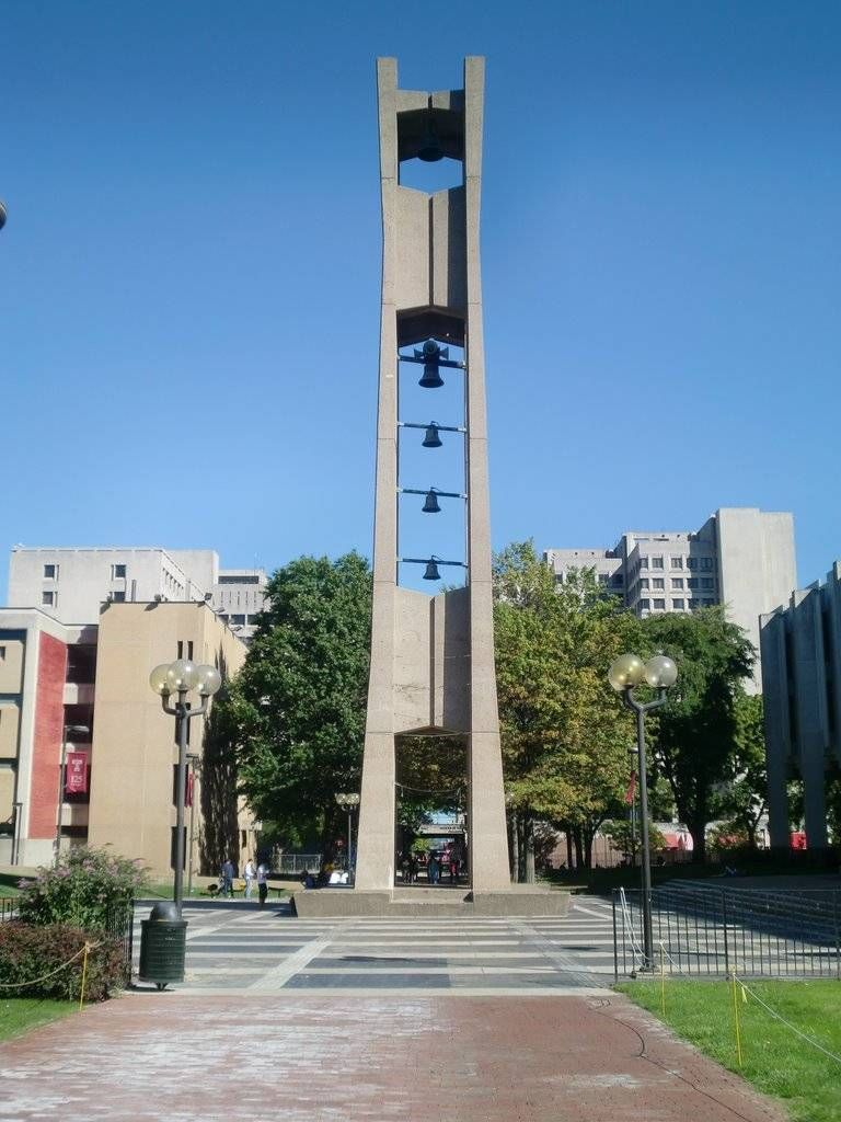 i was featured as one of temple university s movers and shakers temple university owls bell tower