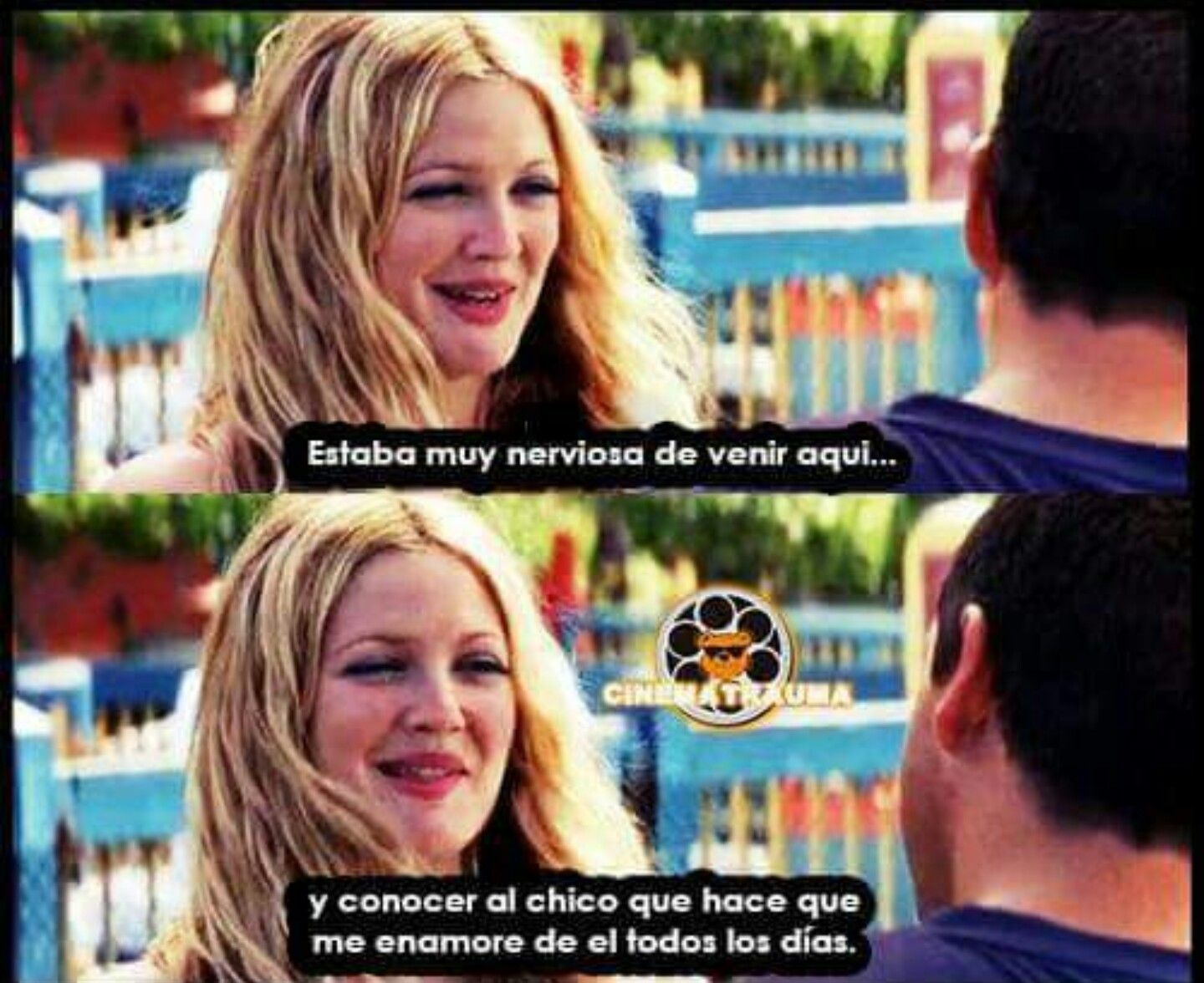 Pin By Armando Reyes On Fraces De Pelicula Movies 50 First Dates