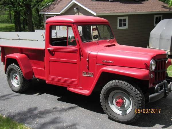 Willys Jeep Truck For Sale >> Best Willys Jeep Truck For Sale Jeep Jeep Truck Jeep