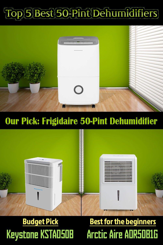Top 5 Best 50Pint Dehumidifiers (Feb. 2020) Reviews