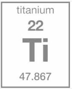 Httppicterestfov2fpbtdq titanium periodic table tattoos httppicterestfov2fpbtdq titanium periodic table urtaz Choice Image