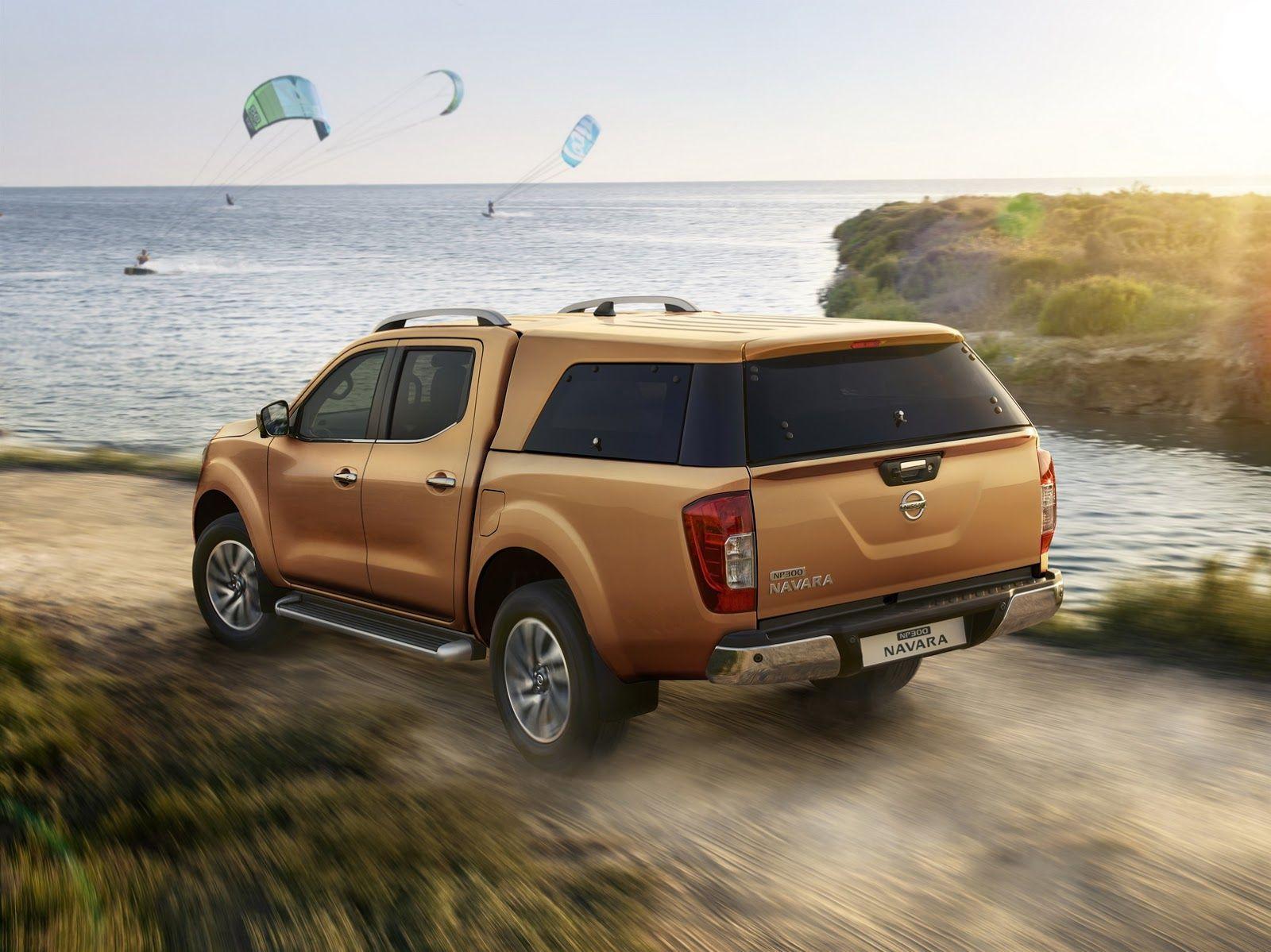 Nissan NP300 Navara Gets Extensive Set Of Pick-Up Accessories ...