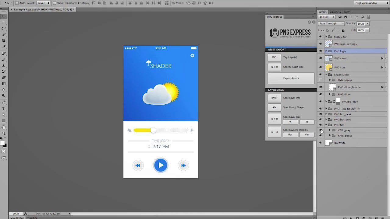 Png Express V2 Article Design Photoshop Advertising Design