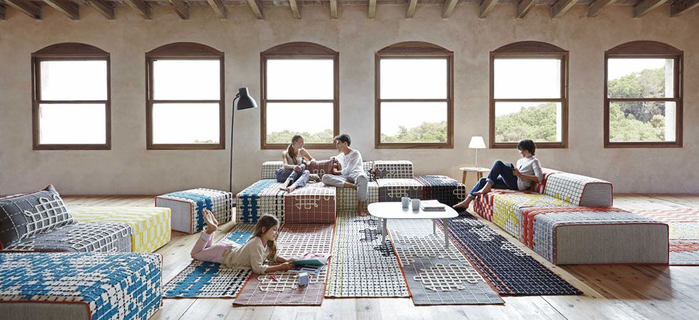 Gan Rugs gan-rugs   alfombras   contract   gandiablasco – modular sofa