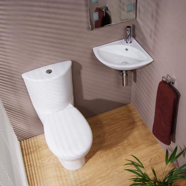Gäste WC Gestalten   16 Schöne Ideen Für Ein Kleines Bad
