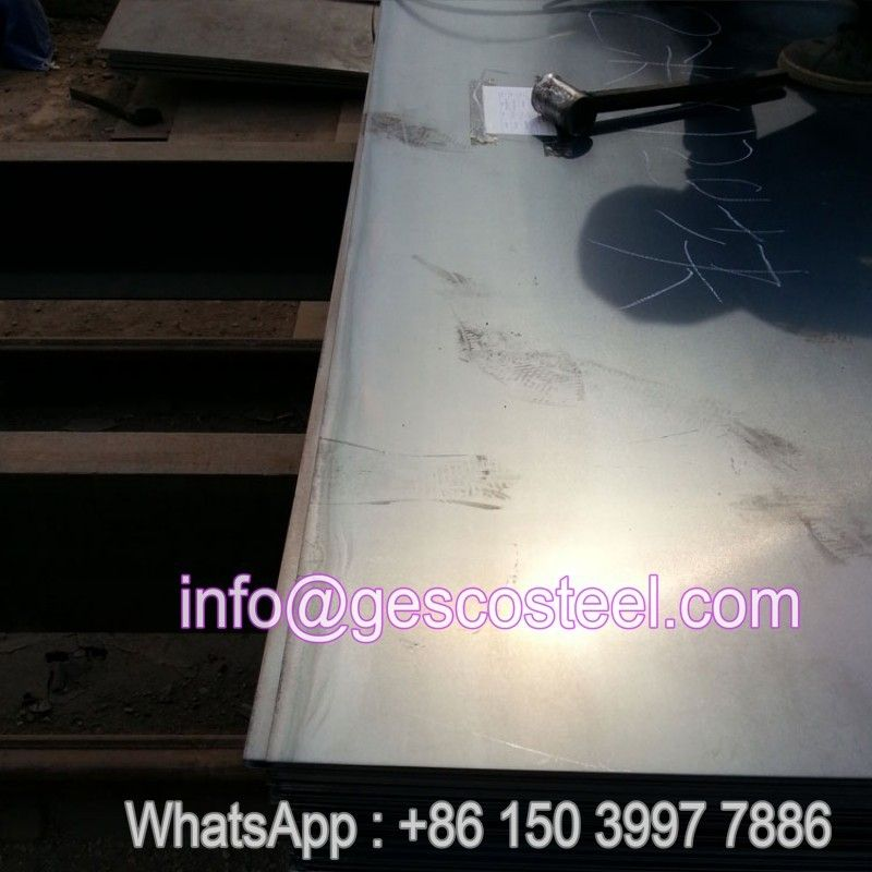 Hot Rolled Q295nh Corten Weathering Resistant Steel Plate Price