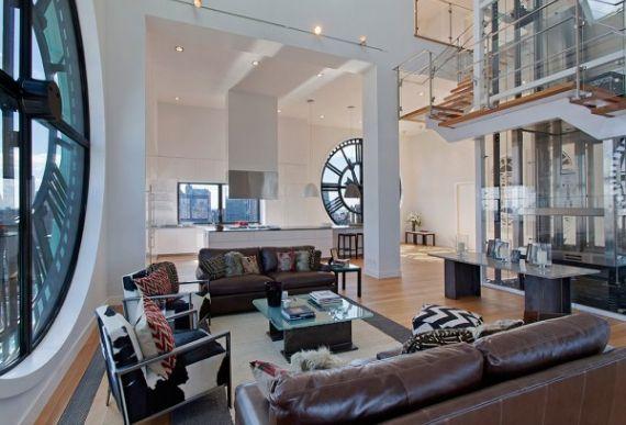 inspiration-insolite-décoration-triplex-New-York-appartement8