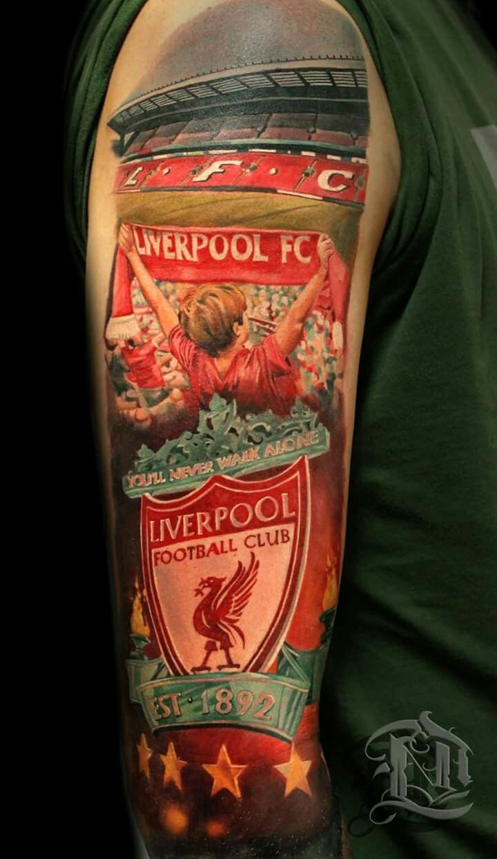 Liverpool tattoo