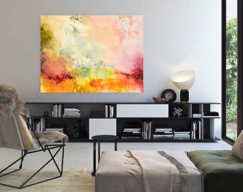 Large Original Paintings Handmade On Canvas Huge