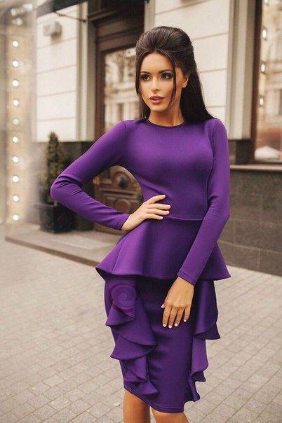 1feb1642b18 Платье с воланами  продажа