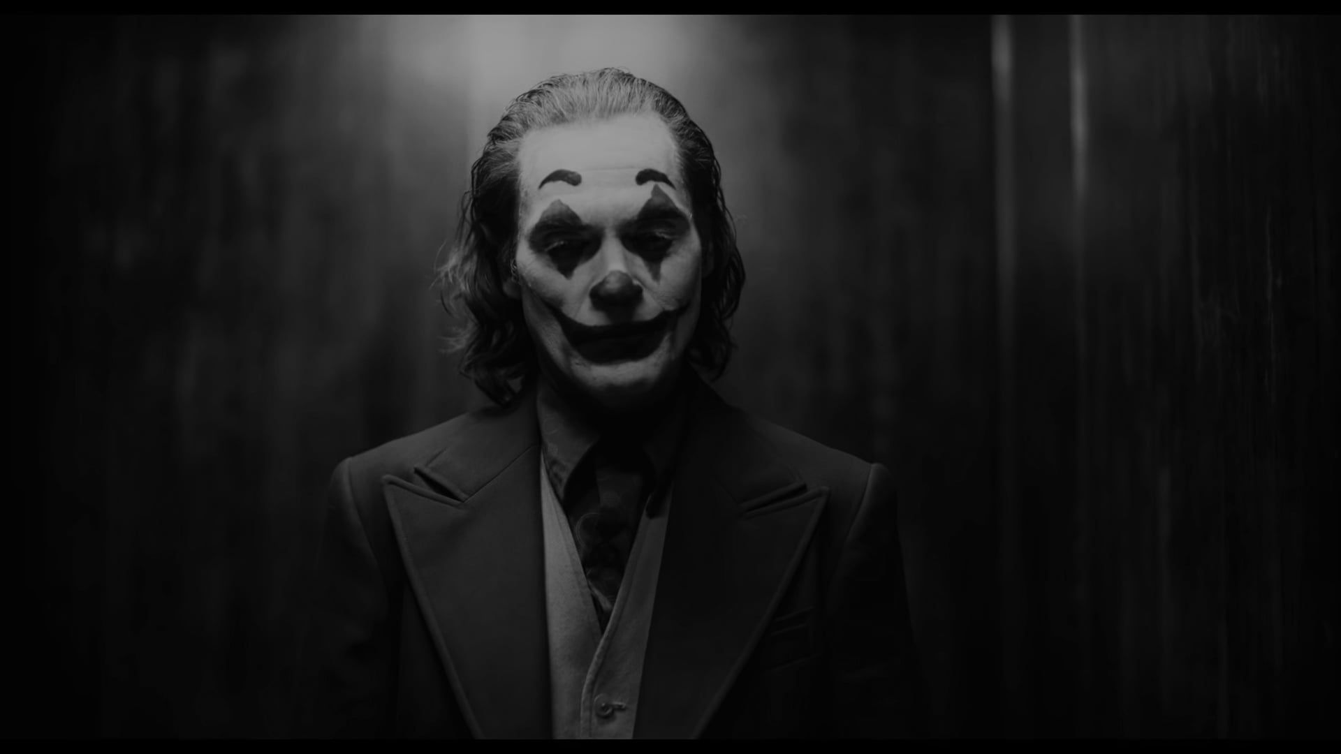 Joaquin Phoenix Joker Monochrome 1080p Wallpaper Hdwallpaper Desktop Joaquin Joaquin Phoenix Monochrome
