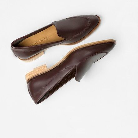 The Modern Loafer - Burgundy - Everlane