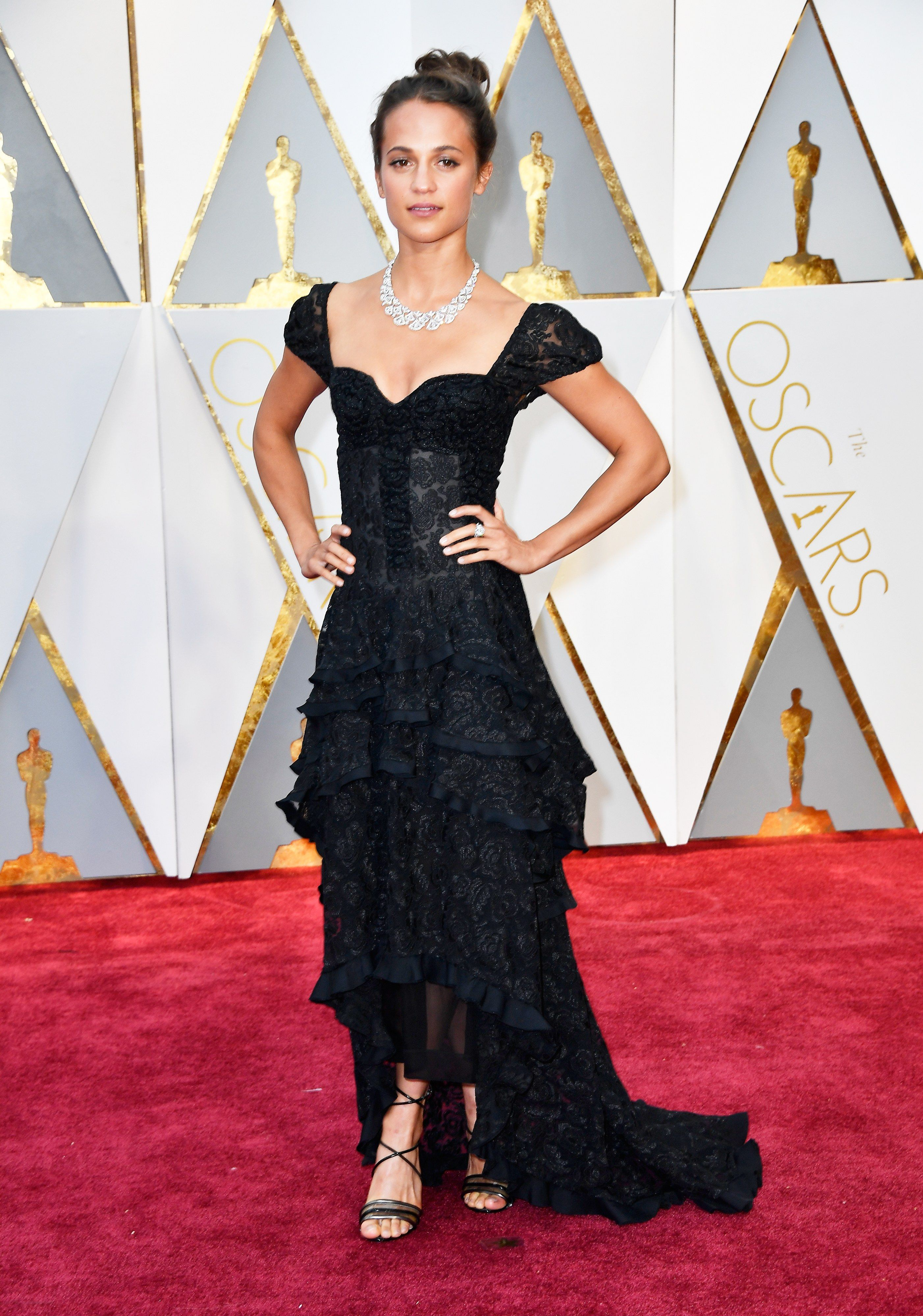 Oscars 2017 The Best Dressed Celebrities On The Red Carpet Nice Dresses Oscars Red Carpet Dresses Celebrity Dresses