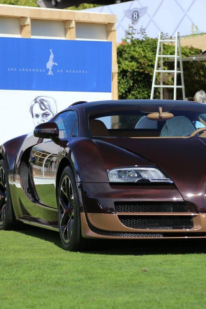 Bugatti Veyron Rembrandt Bugatti (Monterey Car Week 2014)