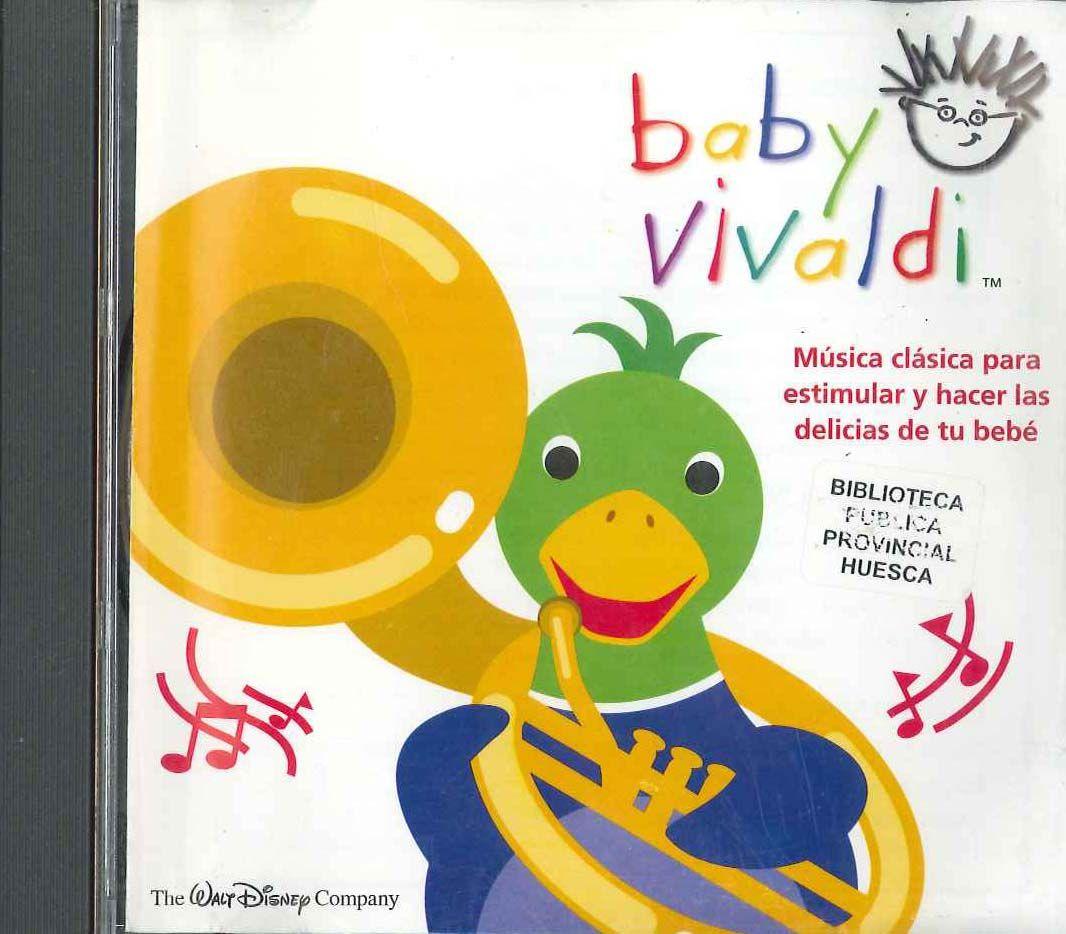 baby vivaldi concert for little ears de antonio vivaldi