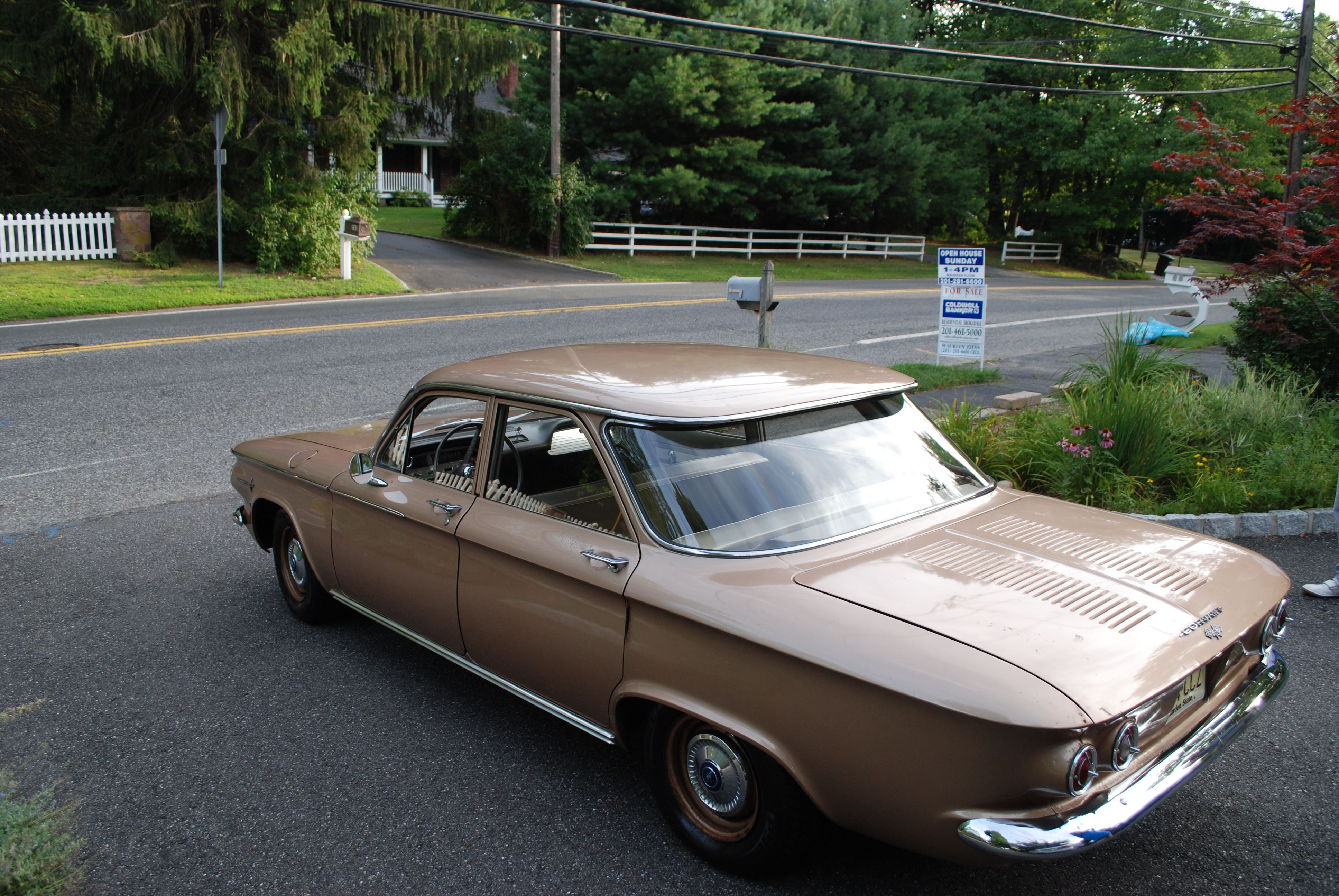 63 Chevy Corvair Road Ready Chevy Corvair Chevrolet Corvair Chevy