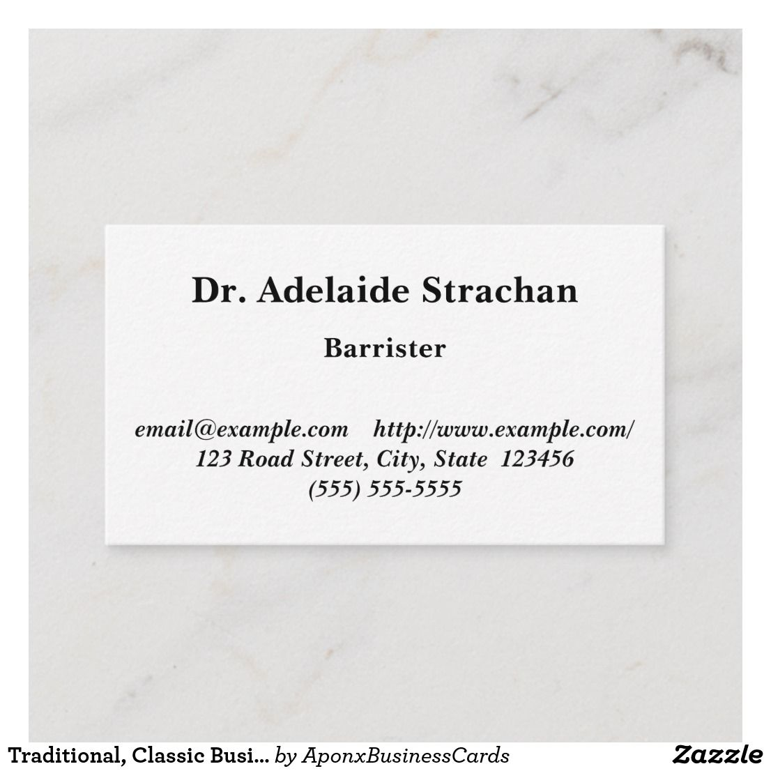 Traditional Classic Business Card Zazzle Com Classic Business Card Traditional Business Cards