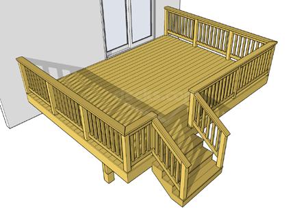 Decks Com Deck Plans Diy Free Deck Plans Diy Deck