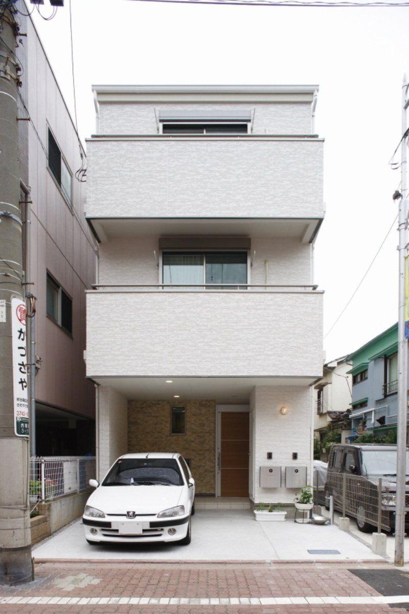 三階建て住宅 Google 検索 極小住宅 住宅 家