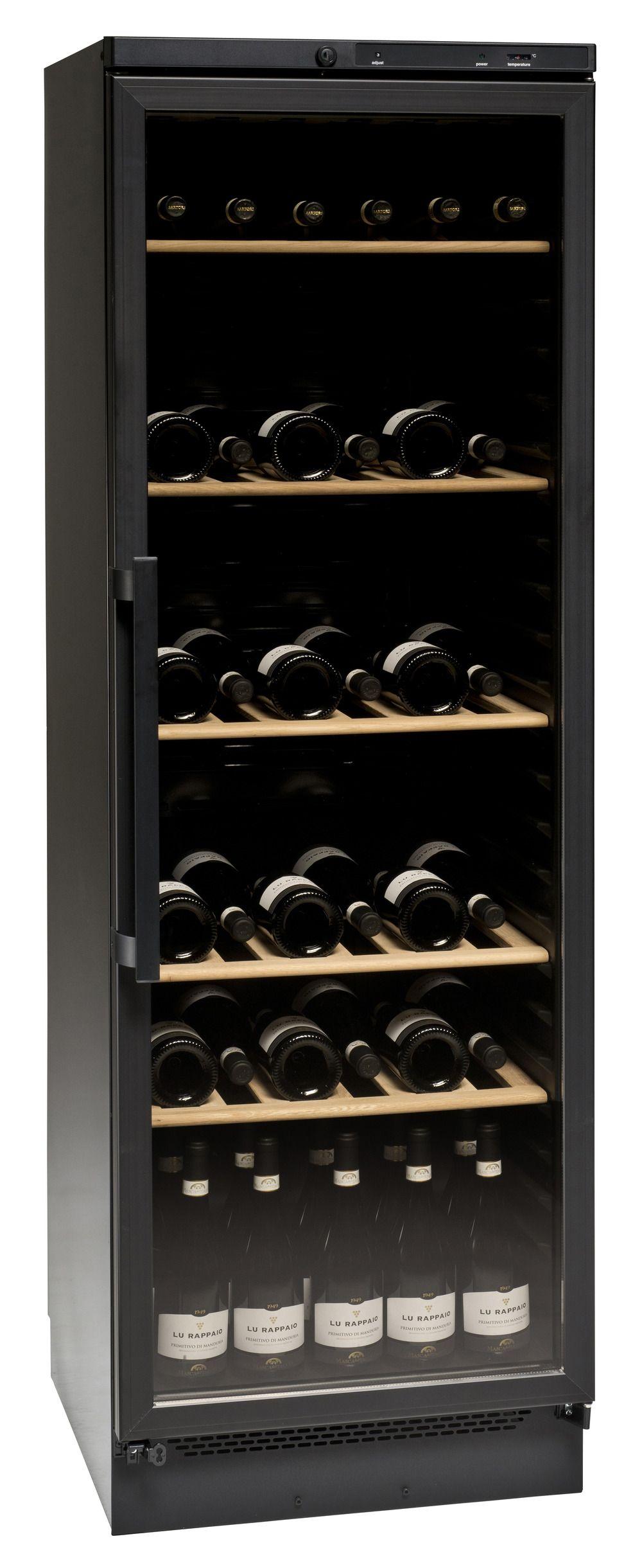 Køb Vestfrost vinkøleskab VKG571 hos WhiteAway | Vin og mad | Pinterest