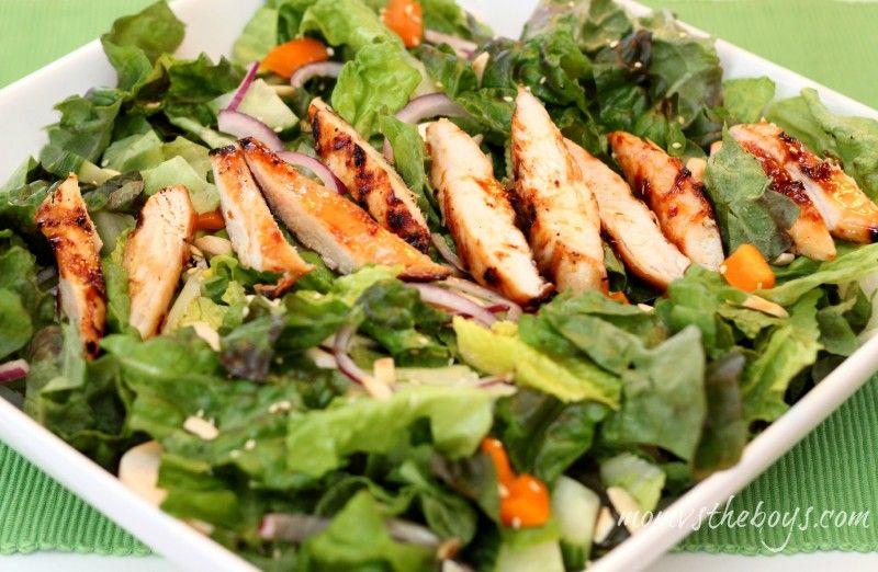Resepi Chicken Grill Diet
