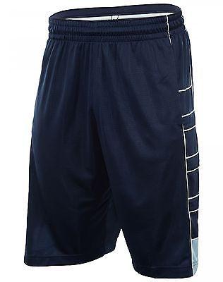 086b4dbbc8a944 Nike Jordan Jumpman Game Mens 724827-411 Navy Blue Basketball Shorts Size S