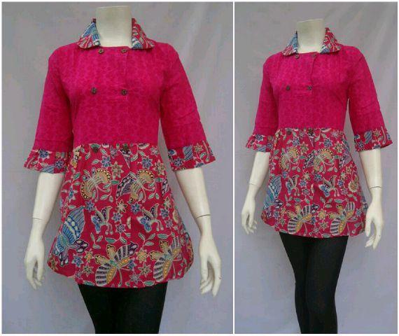 Baju Blus Wanita Terbaru