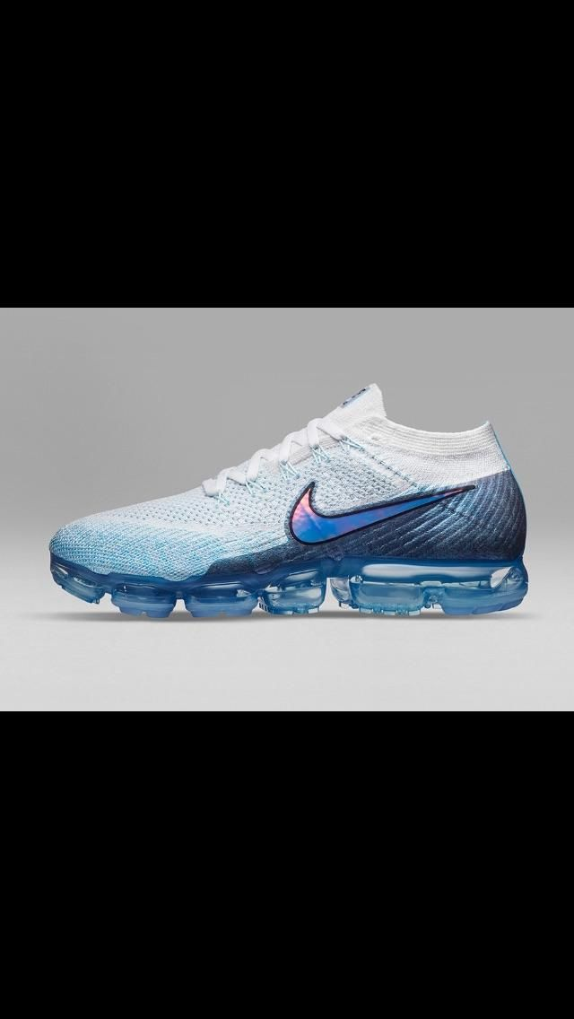 high fashion attractive price first look W2C] blue Nike Air Vapormax | Sneakers, Nike, Sneakers nike
