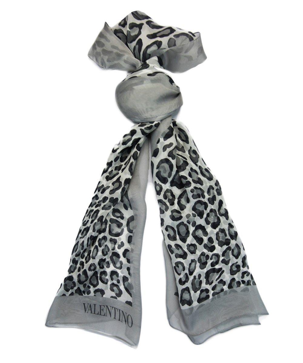 Ladies White Silver Paisley Square Sparkle Scarf  Neck Scarve Headscarf Shawl