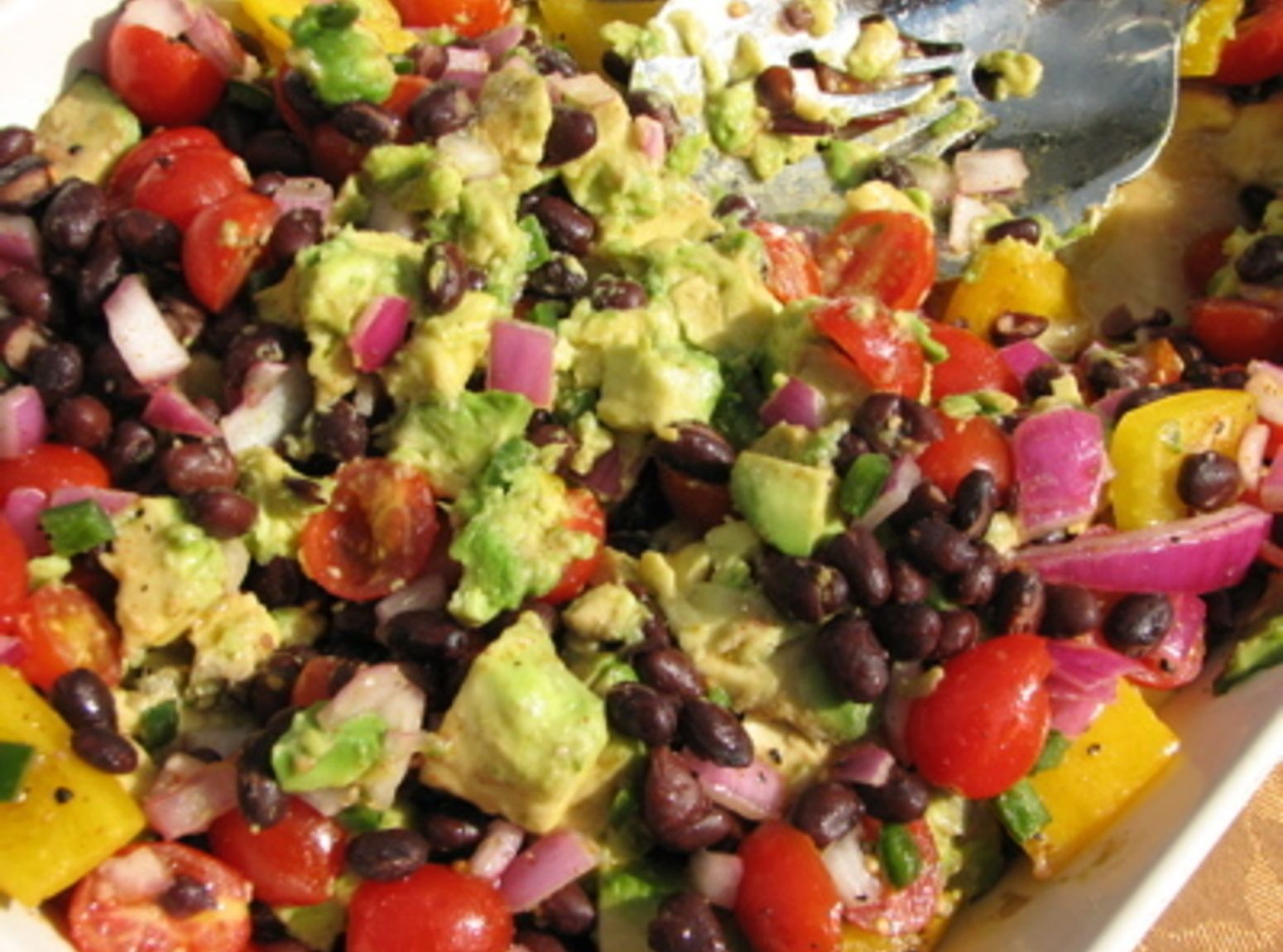 ... about Guacamole Salad on Pinterest | Guacamole, Salad and Daniel Fast