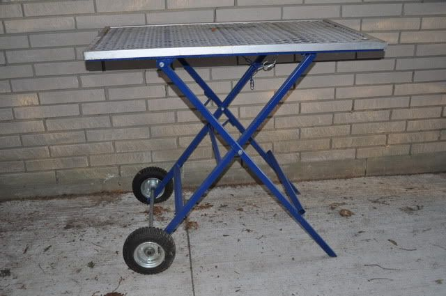 Welding Table Whats A Cheap One To Make Or Buy The Garage