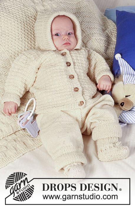 Catálogo DROPS Baby 4 - Patrones gratuitos de punto y ganchillo | Bb ...