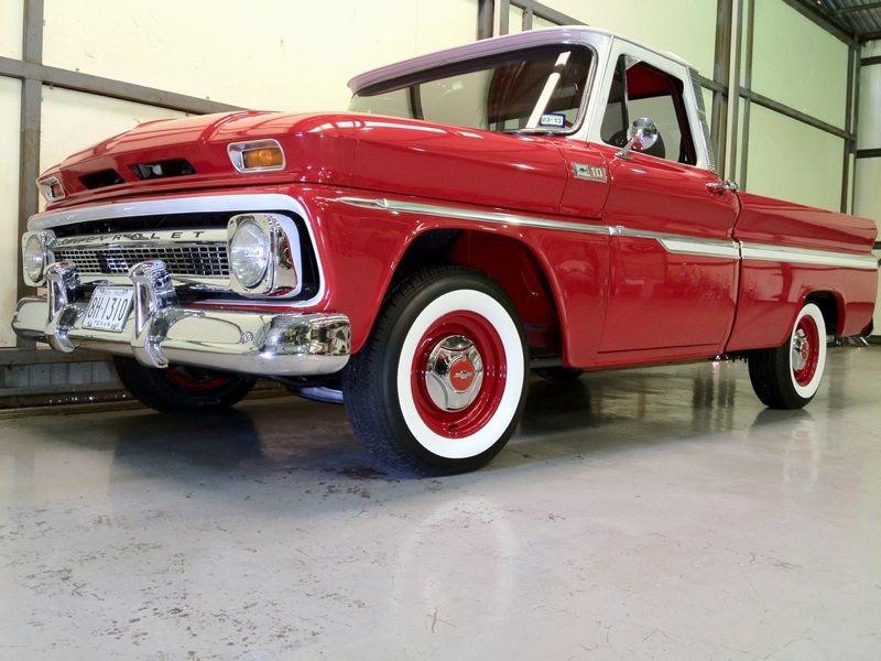 Chevrolet good old fashioned non-plastic trucks | Autos ...