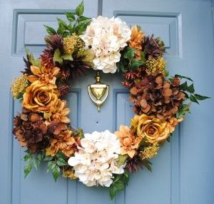 Indian Summer Wreath