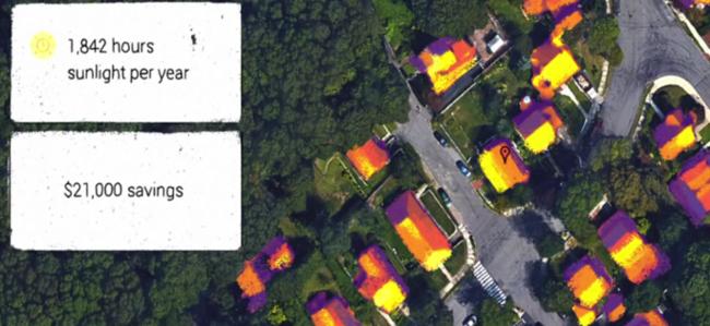 Data : Google producteur d'énergie