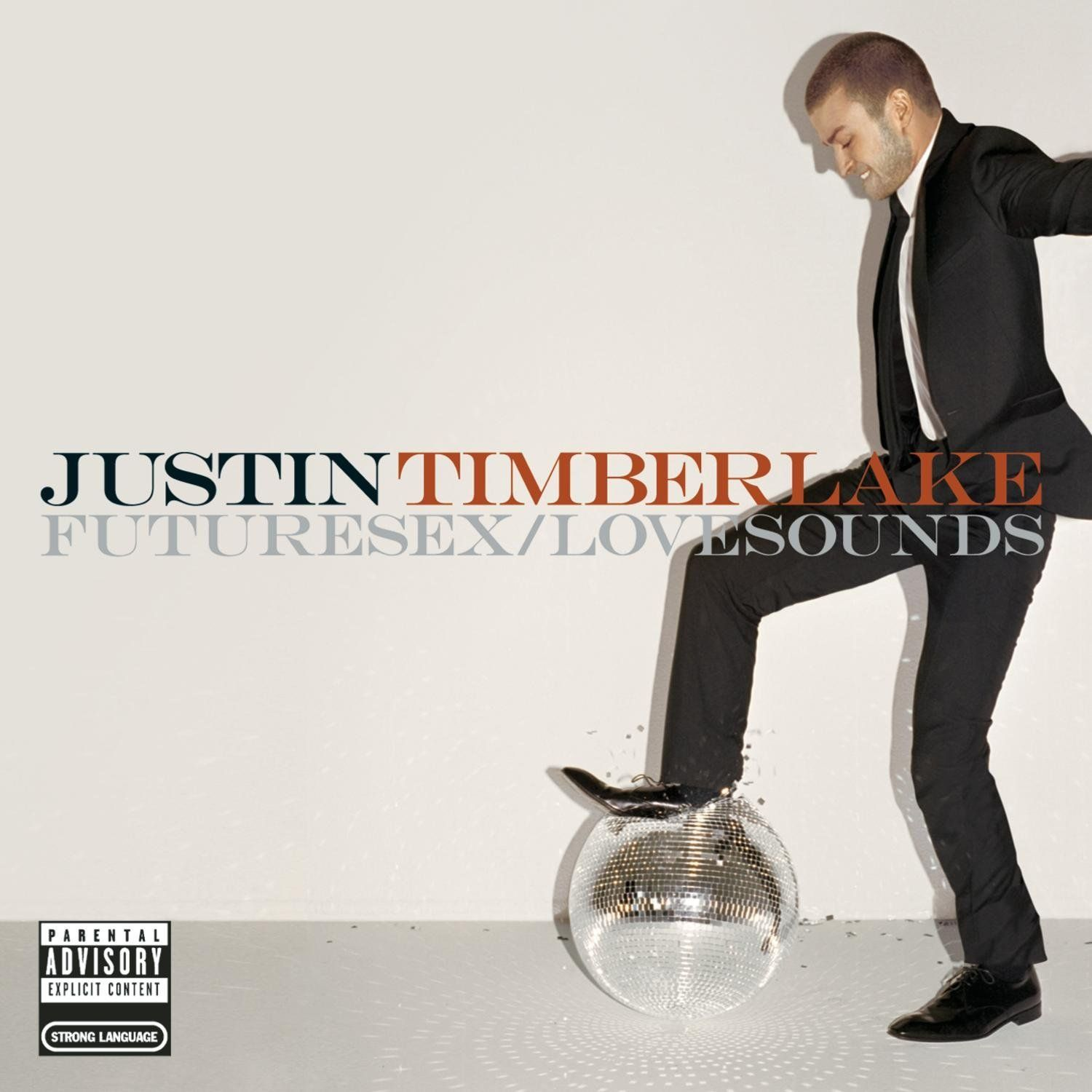 Futuresex Lovesounds Deluxe Version Justin Timberlake: Justin Timberlake - FutureSex/LoveSounds