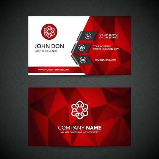 Visiting Card Sample Google Search Modern Business Cards Modern Business Cards Design Download Business Card