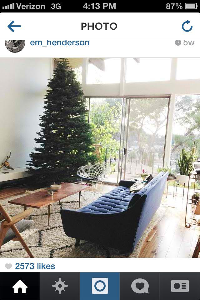 Emily Henderson's living room 1.