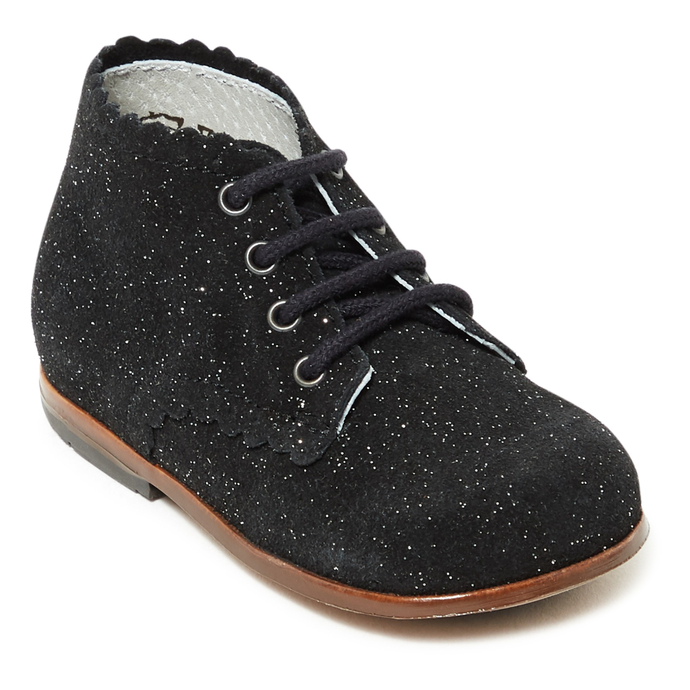 Vivaldi Ankle Boots Black Little Mary