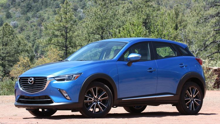 2016 Mazda CX3 scores 29/35 mpg EPA ratings (With images