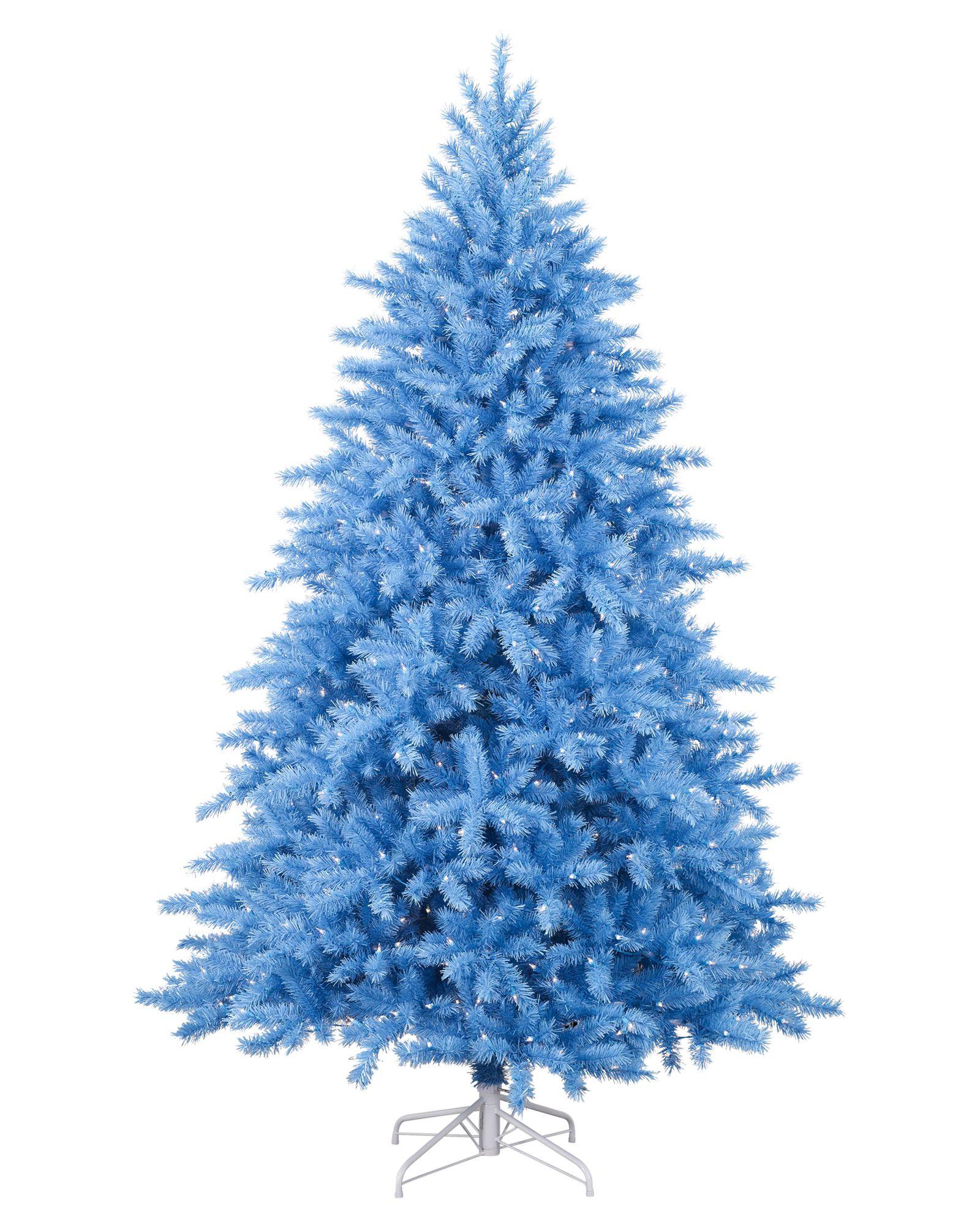 Baby Blue Christmas Tree | Blue christmas, Christmas tree and ...