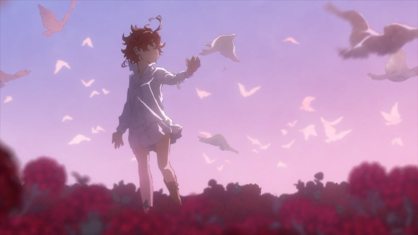 Is The Promised Neverland The Best Anime Of The 2019 Winter Season Anime Shelter In 2021 Anime Wallpaper Cute Anime Wallpaper Anime Computer Wallpaper Cute computer wallpaper anime