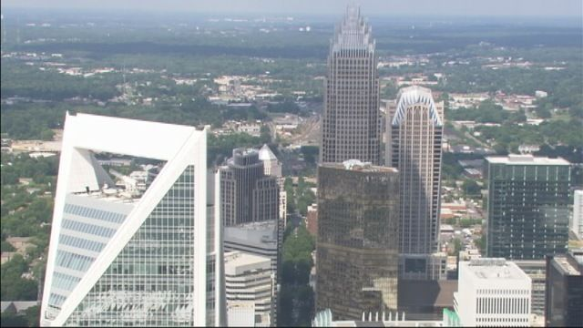 Forbes recently ranked the fastest growing cities in the United States, and the two biggest cities in North Carolina rank high on the list.