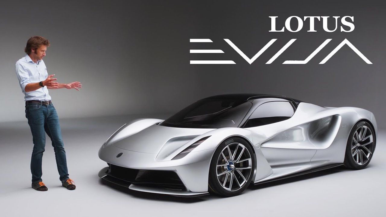Lotus Evija 2 000hp A 1 7m Electric Hypercar Everything You Need To Know Carfection 4k Youtube Lotus All Electric Cars Lotus Car